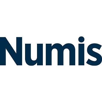 Numis video slider business card