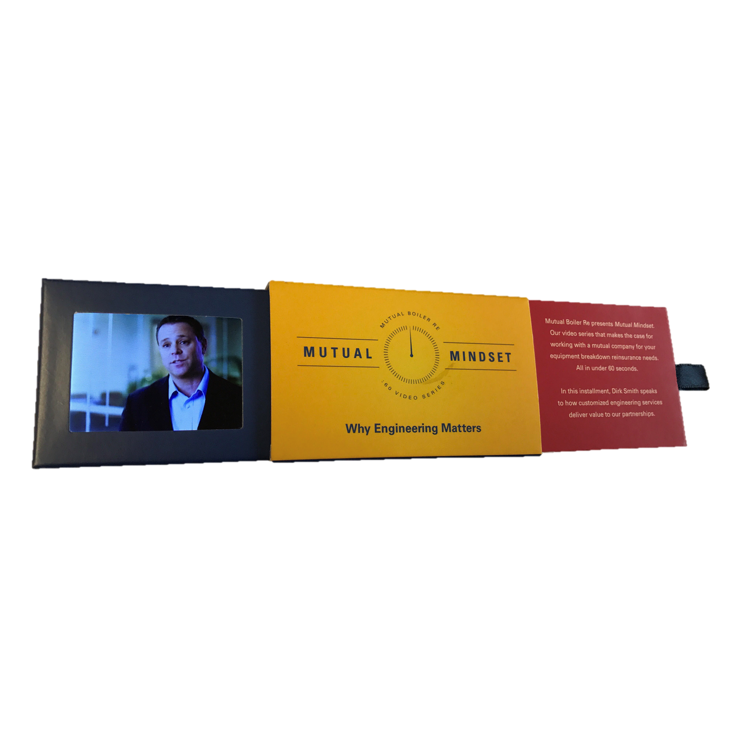 Video Business Cards | Promotional LCD Business Cards