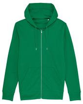 Organic Branded Hoodie